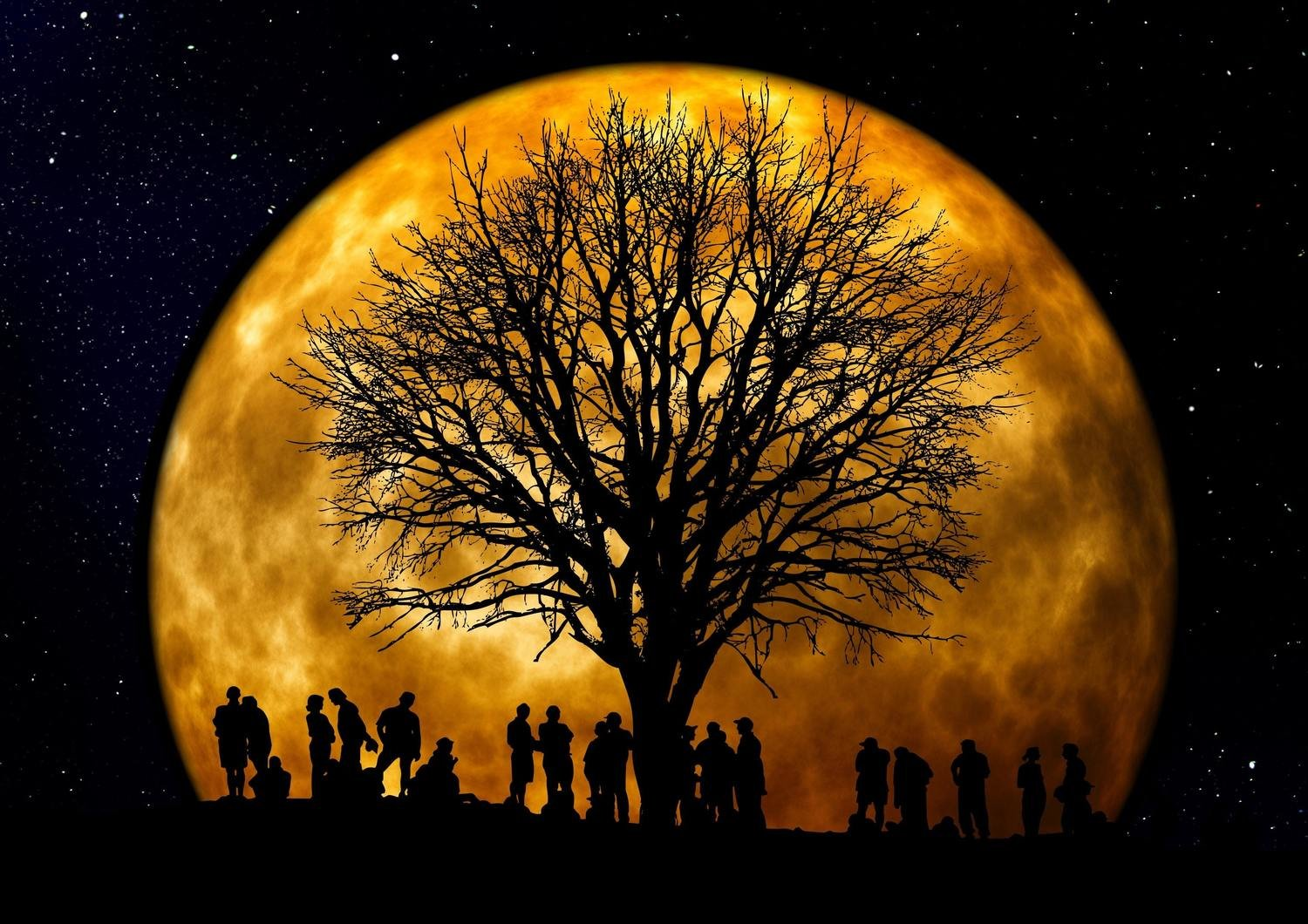 Hunter's Moon (Blood Moon) Spell Casting $49