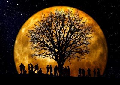Hunter's Moon (Blood Moon) Spell Casting $49