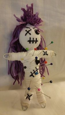 Authentic Voodoo Dolls $89