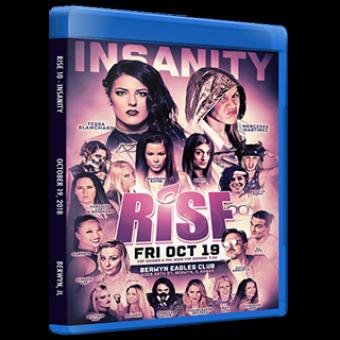 RISE 10 - INSANITY