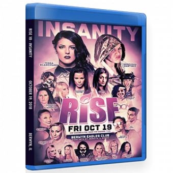 RISE 10 - INSANITY