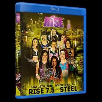 RISE 7.5 - STEEL DVD/Blu-ray