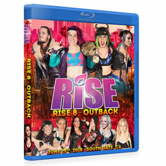 RISE 8 - OUTBACK DVD/Blu-ray