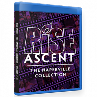 RISE - ASCENT: The Naperville Collection Episodes 7-14 DVD/Blu-ray