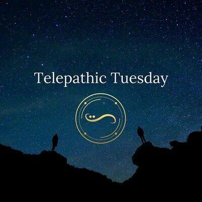 Telepathic Tuesday