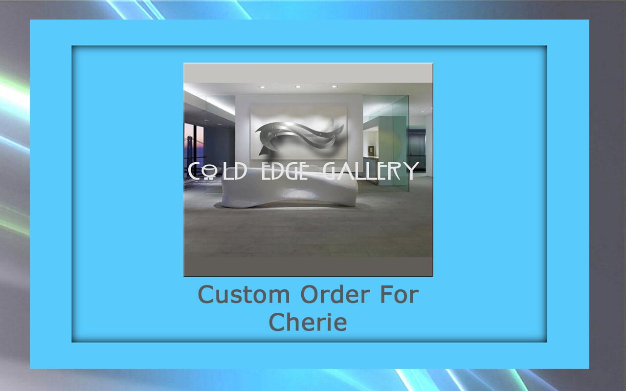 Custom order for Cherie E.