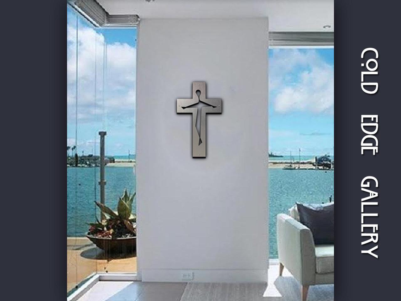 """""""Crucifix"""" medium"""