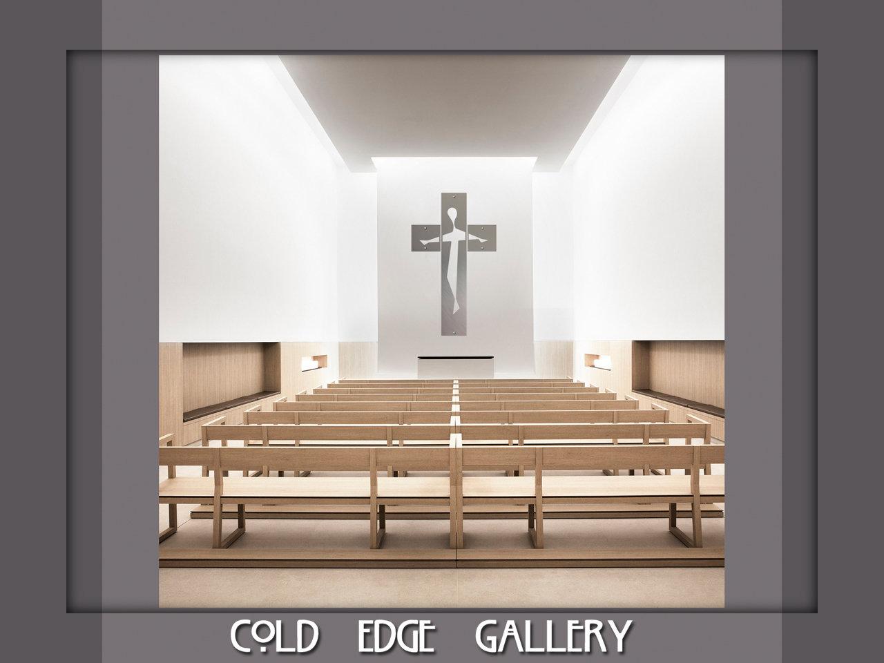"""""""Contemporary Crucifix"""" medium"""