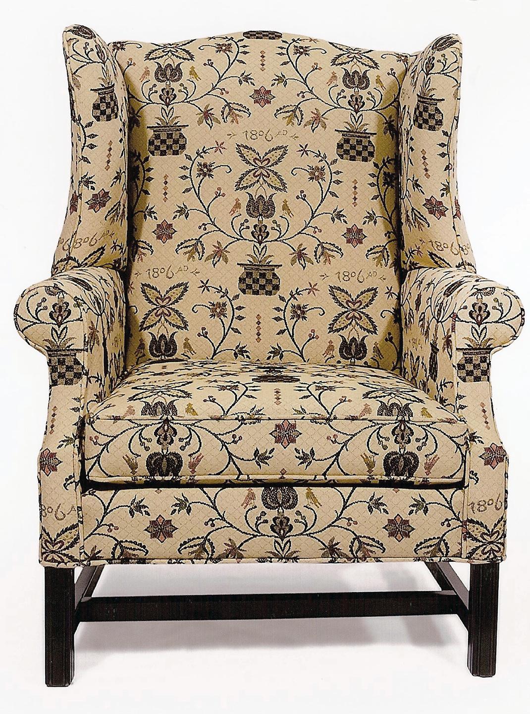 No. 1415 High Back Chair