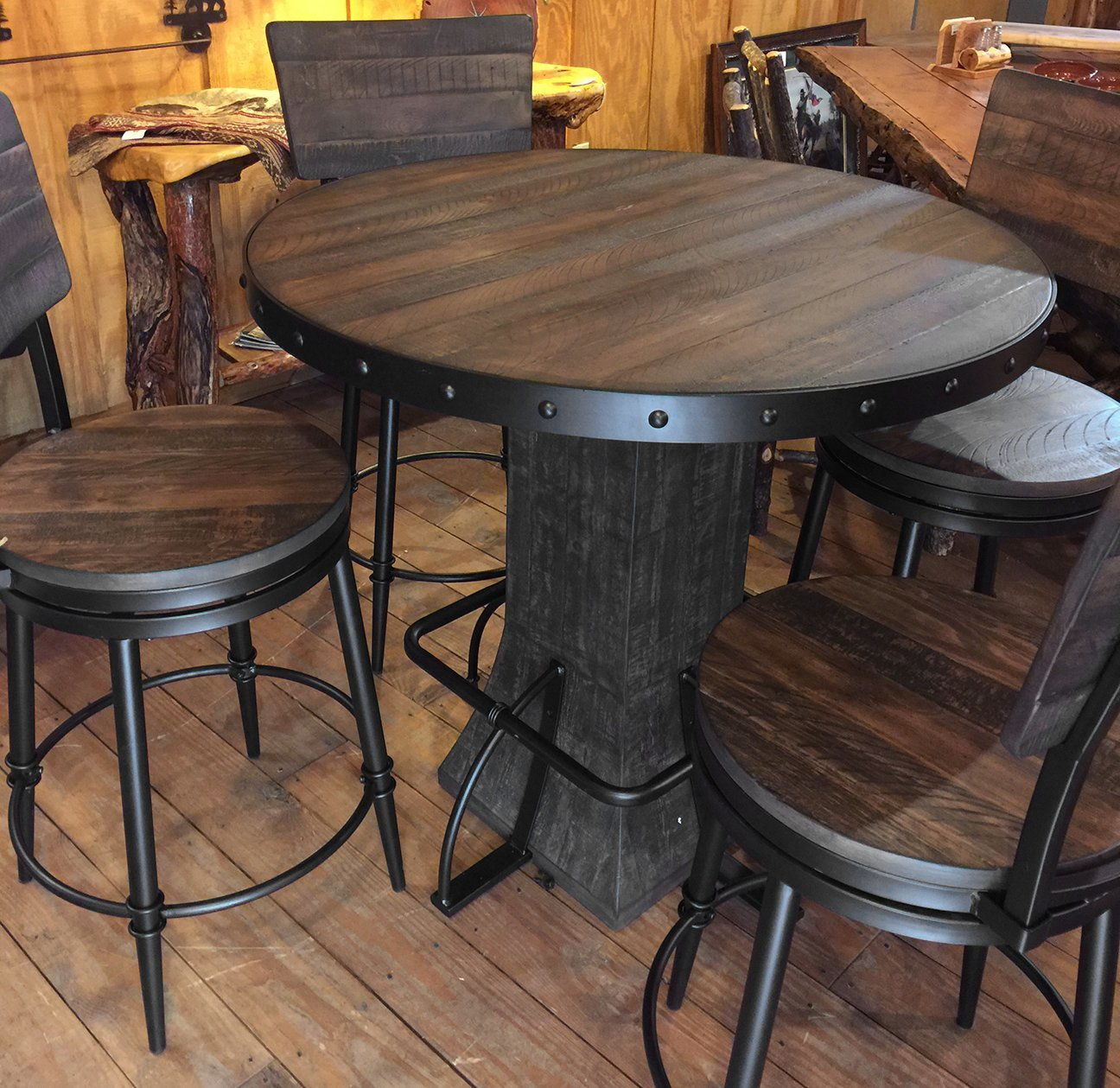"""Jennings 40"""" Counter Height Dining Table"""