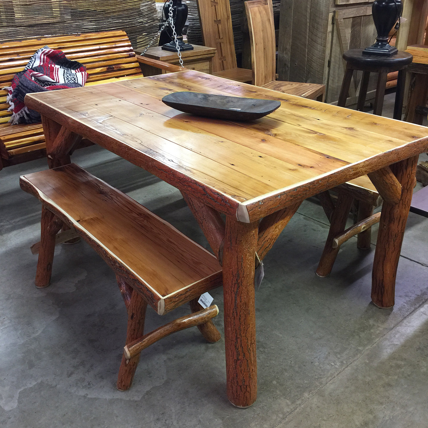 Sassafras Table 3X5