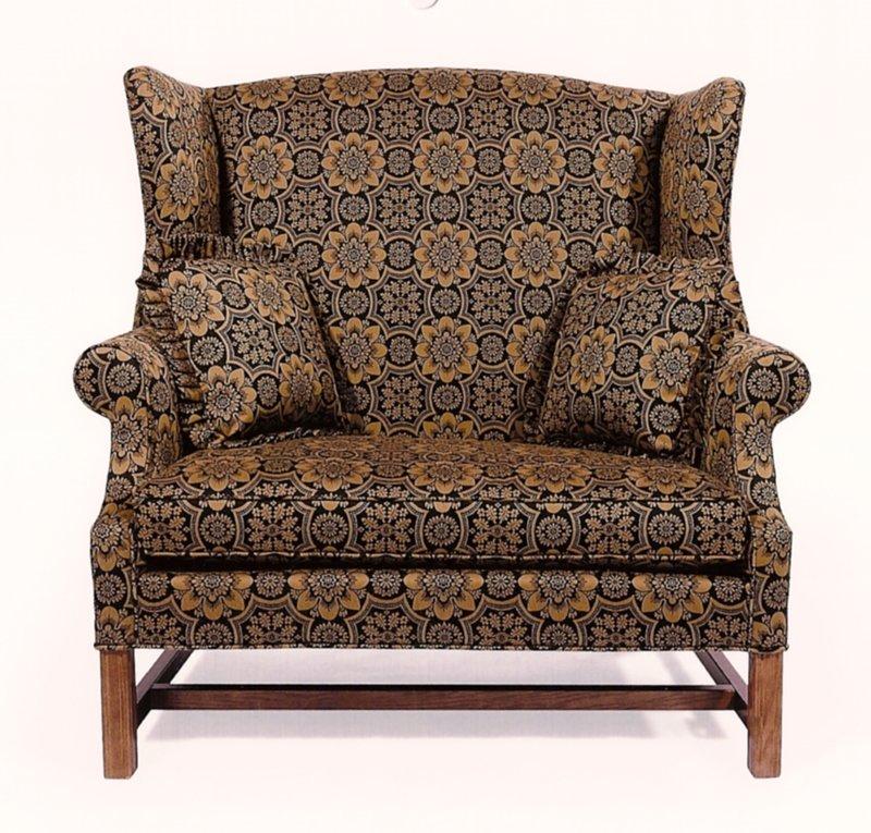 1336 Chair 1/2 Oak