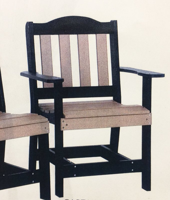 Captain Shaker Dining Chair