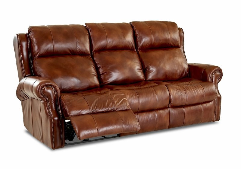 Blue Ridge 5.2 Power Reclining Sofa