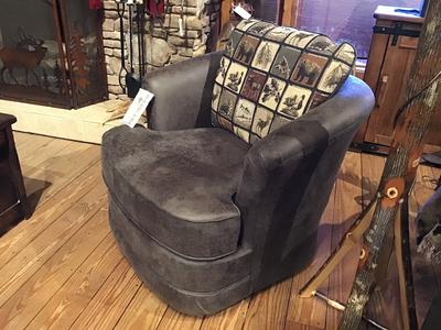 Swivel Barrel Chair Future Cell