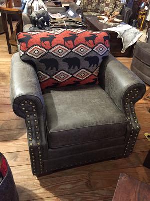 Palance Granite/Mesa Chair