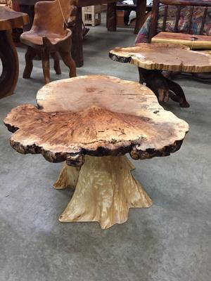 Maple Burl/Cedar