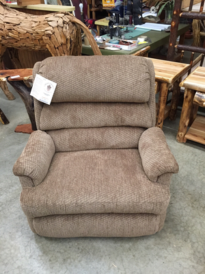 Big Mans Chair w/ Extended Foot Rest