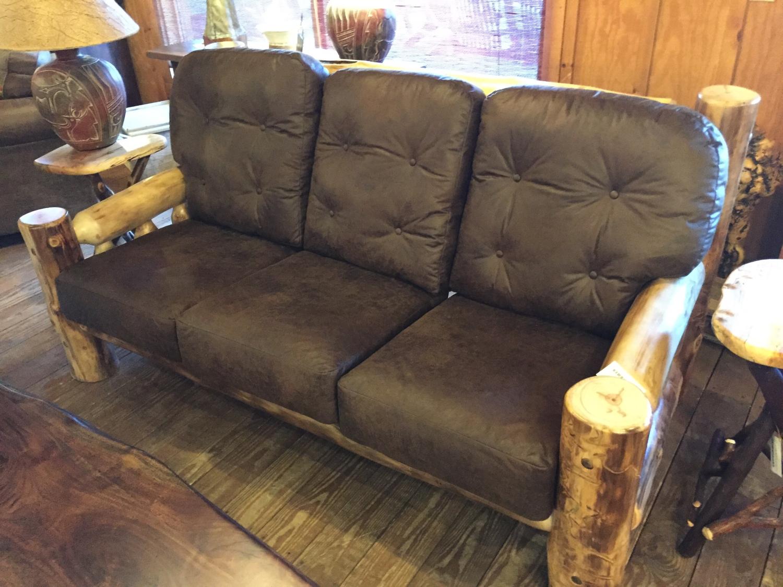 Rustic Comfort Sofa