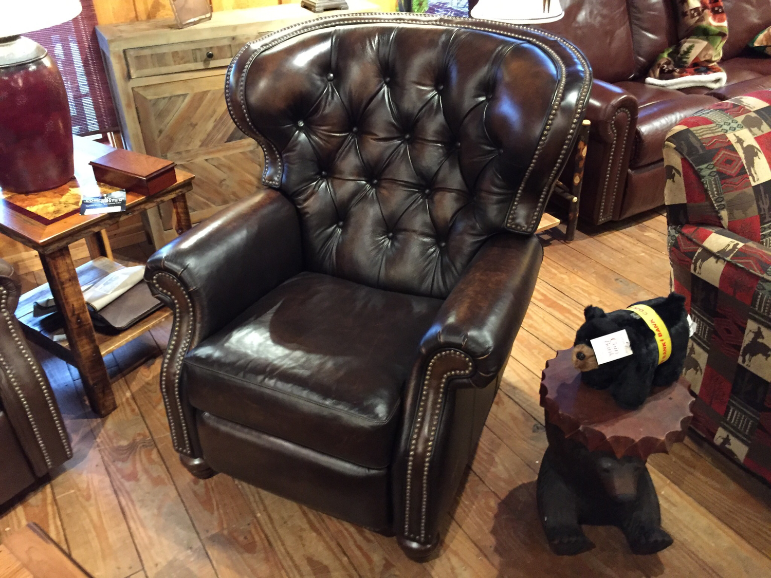 Marquis Reclining Chair