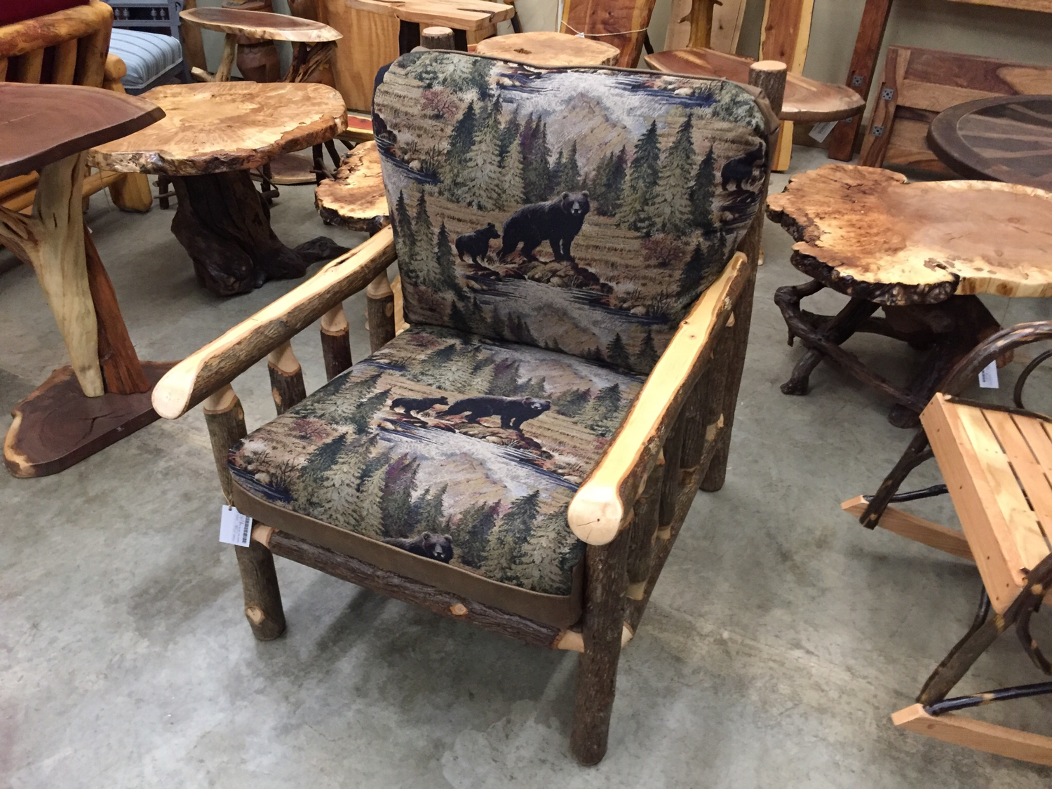 Hickory Chair