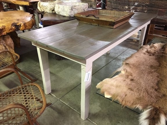 MY-FTABLE2 Farm Table (one only available Dec. 26 pickup only)