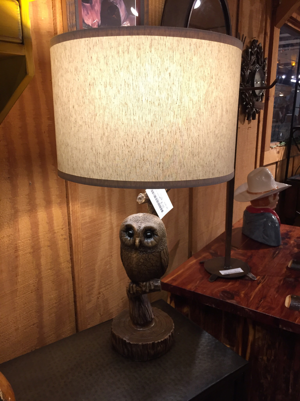 Night Owl Table Lamp