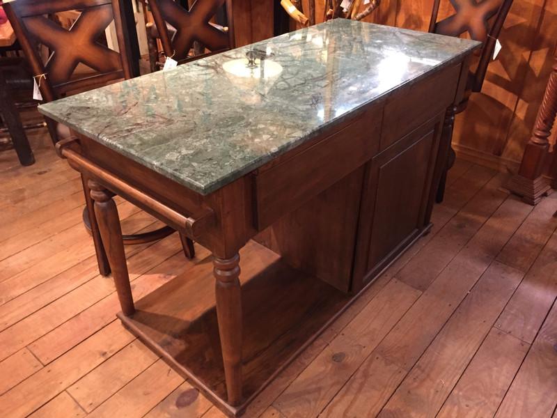 Sink Vanity w/Granite Top
