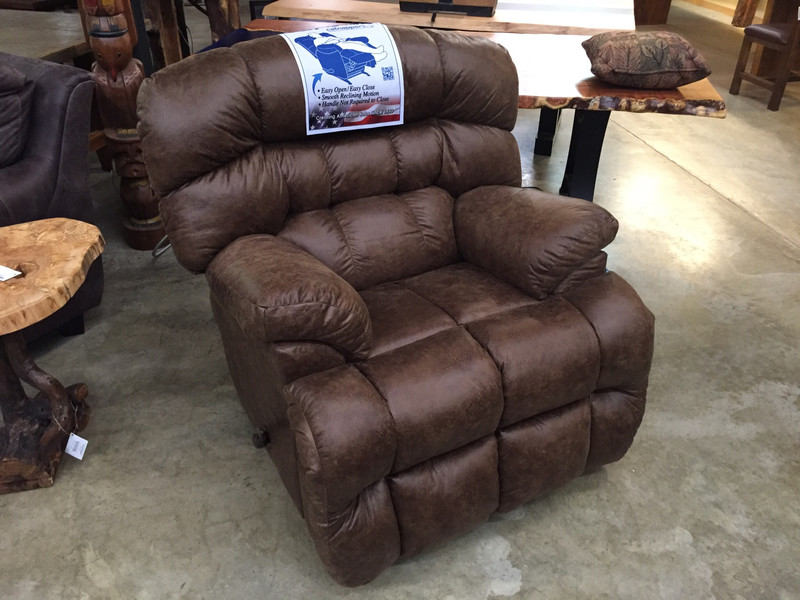 Colson Recliner with Heat and Massage
