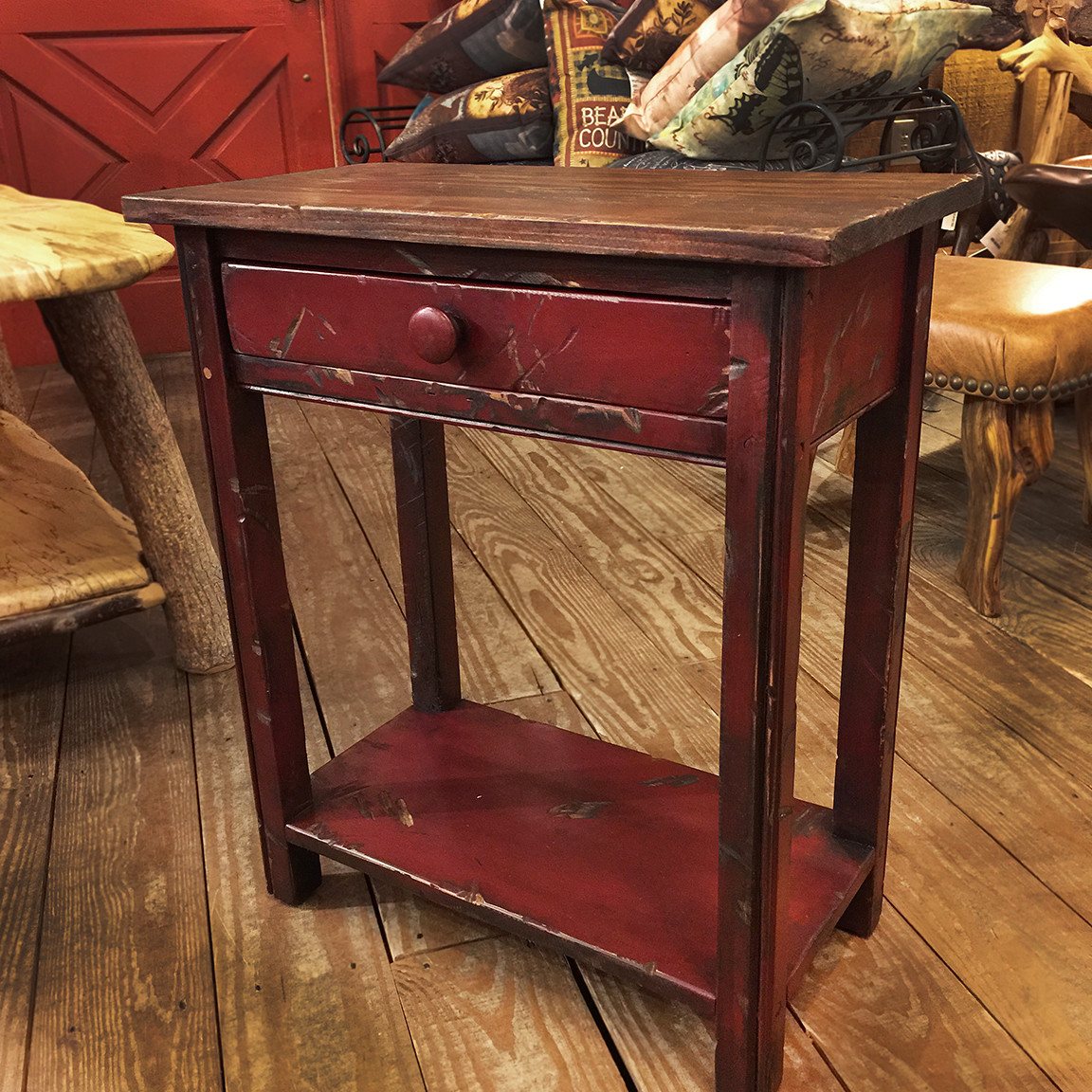 Salem Side Table