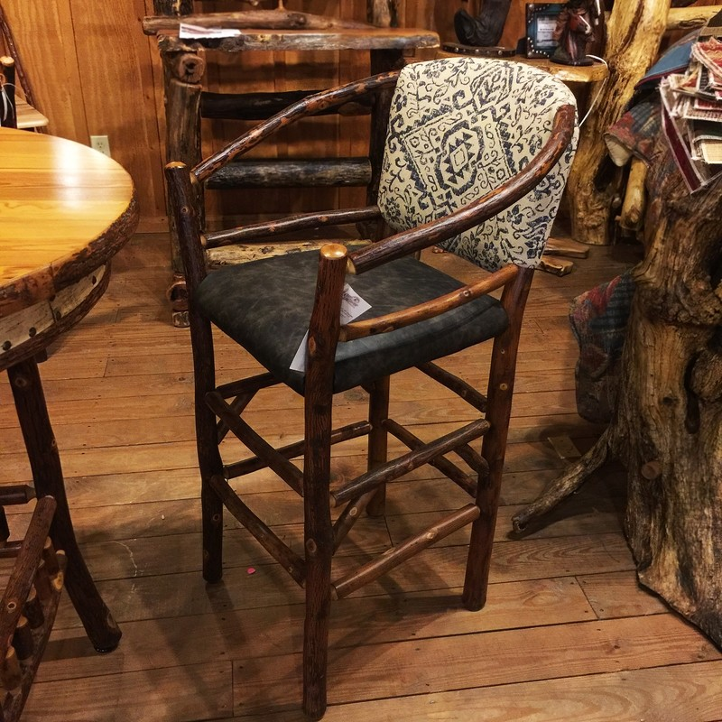 Old Hickory SantaFe Hoop Chair