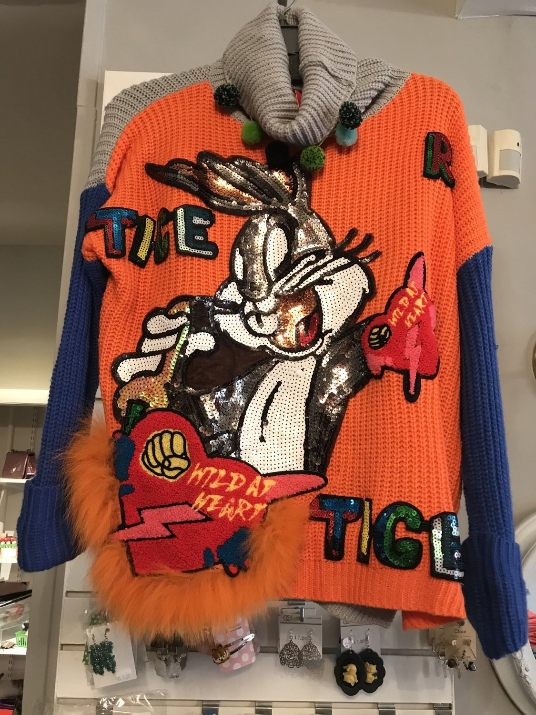 Bugs Bunny sweater