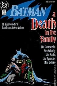 Batman Death Book