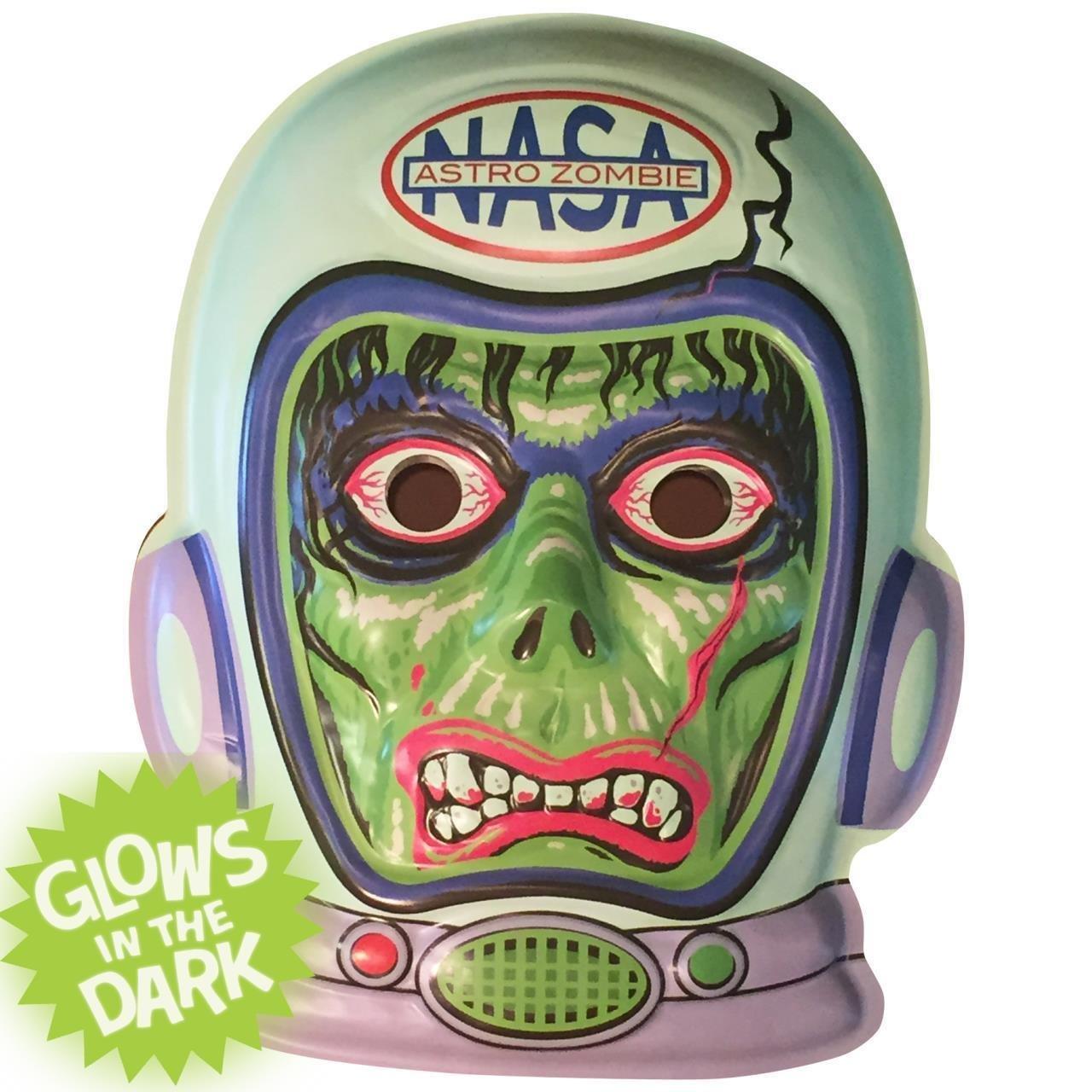Zombie Astronaut Mask