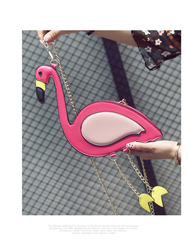 Flamingo Handbag