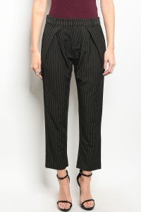 Lumiere Striped Pants