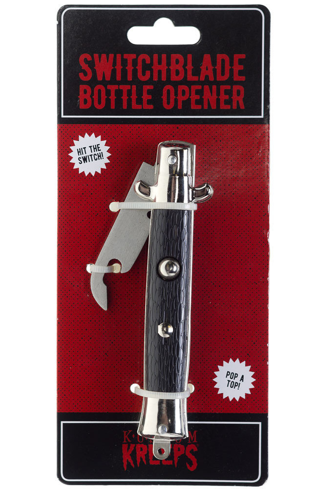 Switchblade Bottle Opener