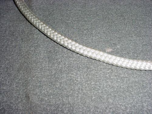 "Simpson Winch5/16""x600' Braided Low Stretch Rope 4200 lb"