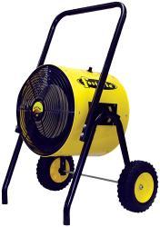 FES1524P-3E Portable Ellec Heater 51195BTU 240V 3Phase