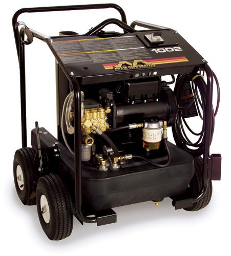MiTM HSE-2003-0M10 2.8 GPM Hot Water Pressure Washer
