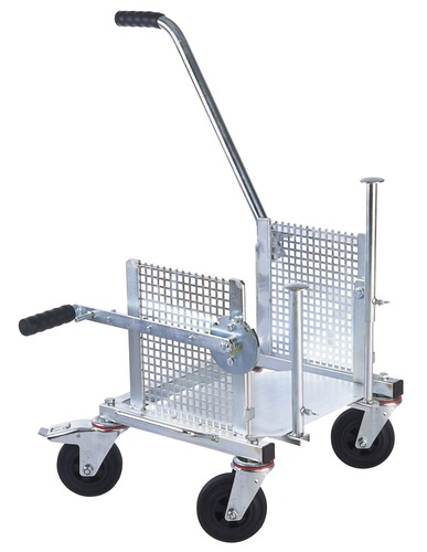 Stow Palecart Bucket Trolly Transport/Poor Up To 8 Gal