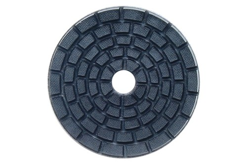 Debel Wet Polishing Pad 120 Grit Black