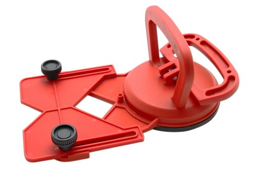 Hole Saw/Suction Guide