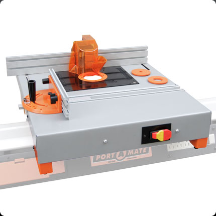 Port A Mate PM7010 Router Table Quick Mount