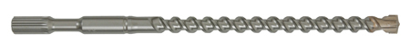 Hitachi 728950 Spline 4 Cutter Rotary Hammer Bits Zentro