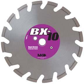 """Mk Diamond Xtreme BX-10 14"""" x .110"""" x 1"""""""