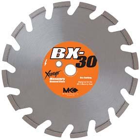 """Mk Diamond Xtreme BX-30 14"""" x .110"""" x 1"""""""