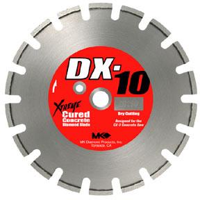 "MK Diamond Xtreme DX-10 12"" x .110"" x 1"""