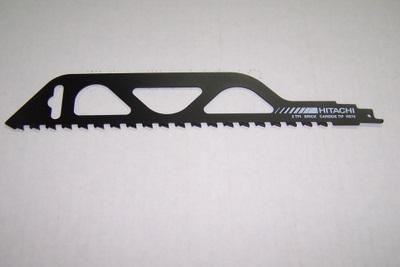 "Hitachi Masonry Sawsall Blade 12"" Carbide Teeth"