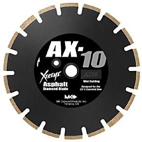 "Mk Diamond Xtreme AX-10 12"" x .110"" x 1"""